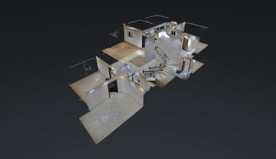 شقق دبلكس فاخرة للبيع – مدينة الدمام – حي الفاخرية – 1097# – شركة بصمة لإدارة العقارات 3D Model