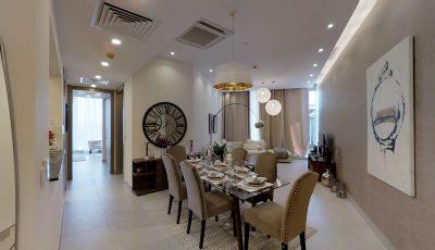 Beautiful 2bed – Bayat Plaza – Sloanes Real Estate 3D Model
