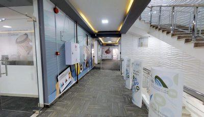برنامج بادر لحاضنات التقنية  Badir Program for Technology Incubators 3D Model