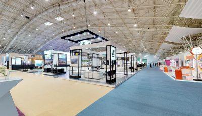 معرض ريستاتكس الرياض العقاري 2018 3D Model