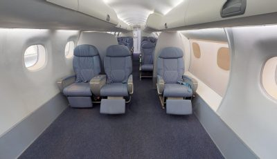 saudi airlines E170 3D Model