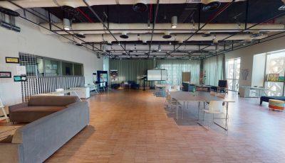 المسرح التجريبي – Experimental Theatre 3D Model